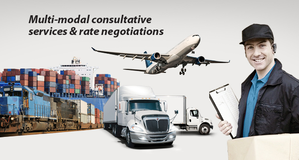 Logistics Solutions & Services Inc. - Multi-modal consultative services & rate negotiations